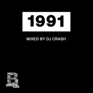Rap History 1991 Mix by DJ Crash