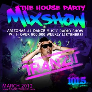 DJ Tranzit 101.5 Jamz FM Mix (Phoenix, AZ) March 2012