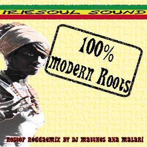 100% modern roots