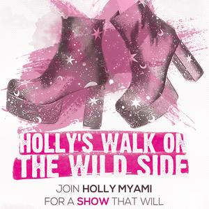 Walk On The Wild Side With Holly Myami - July 19 2020 www.fantasyradio.stream