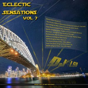DJ L.S.D Presents: Eclectic Sensation Vol 7