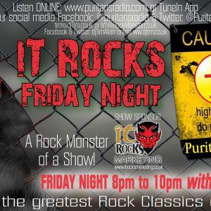 20171020 iT Rocks Friday Night on Puritans Radio