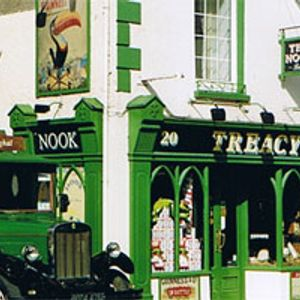 The Nook Bar 110th Anniversary - Michael Treacy