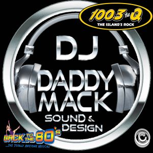 DJ Daddy Mack (C) Unofficial Mix help Celebrate Q 100.3 /80's weekend