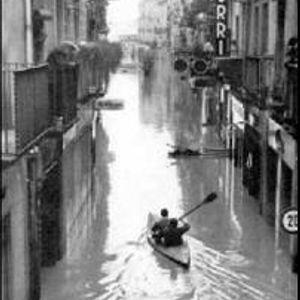 "Fa 50 anys que la riudada va arrasar el poblat barraquista ""Rio"" de la llera del Ter a Girona"