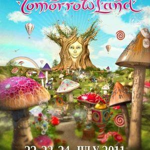 Alex Cardany-Tomorrow Land Live Set 2011