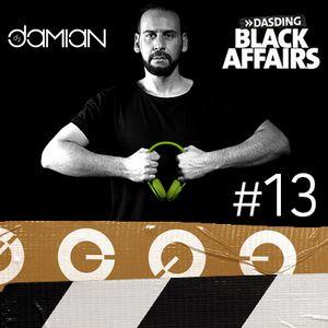DASDING 90.8 FM   Black Affairs 16/04/16 (mixed live by DJ Damian)
