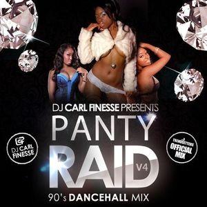 DJ Carl Finesse Presents Panty Raid Vol 4