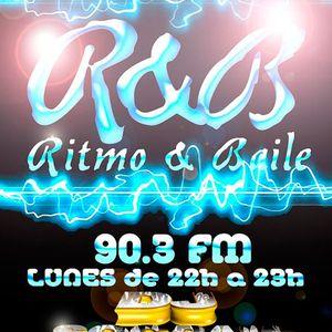 R&B Ritmo y Baile 90.3FM RADIO in SPAIN Monday 19 May 2014 by DJSOCRAM