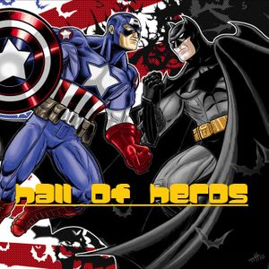 """Hal Of Heros #70 """"Comics And Questions"""""""