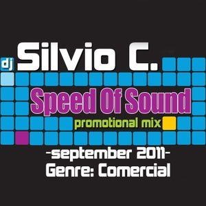 Silvio C. - Speed Of Sound [september promotional mix]