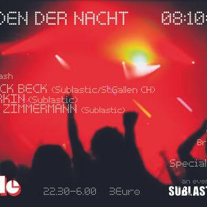 Progressive Trance Goa Live Mix >>Helden der Nacht < <