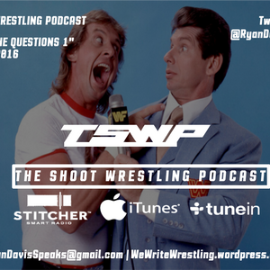 I Change The Questions 1 - Pro Wrestling Podcast