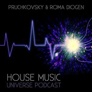 Pruchkovsky & Roma Diogen - UH Podcast #034 (Kolya Funk Guest mix)