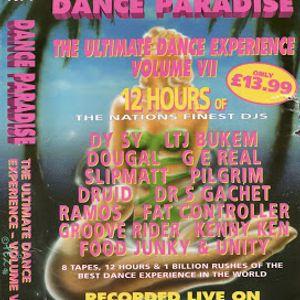 pilgrim & ltj bukem dance paradise 7 nov.1994 (side b)