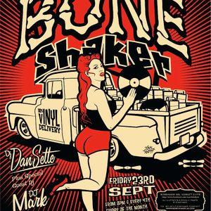 BoneShaker Sept 2011 : Dj DanSette Early Set Part 1