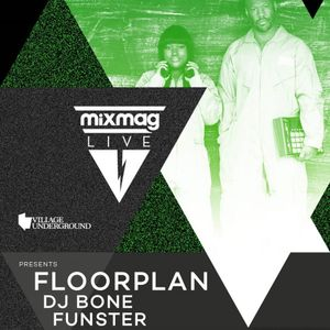 Floorplan (Robert Hood) at Underground Village (London - UK) - 14 July 2016