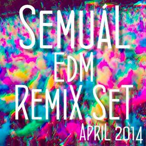 April Promo Mix