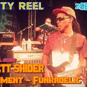Mighty Reel 2SER with special guest Garrett Shider (of Parliament Funkadelic)