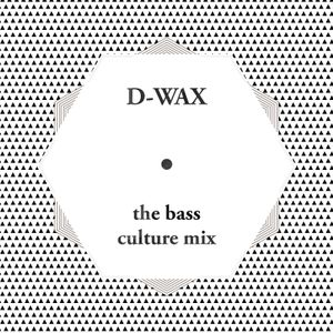 D-Wax - The Bass Culture Mix
