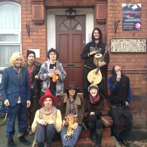 06/12/12 The Anything Goes Breakfast Show with The Cosmic Junk Band - LIVE!