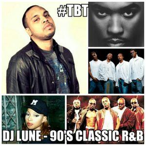 DJ Lune 90's Dance R&B Classics (Mar 2012) - 11 mins