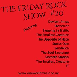 Friday Rock Show #20
