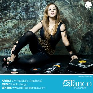 TangoBoulevard Vol. 1 by Vivi Pedraglio Produced Exclusively for BeatLoungeMusic.com