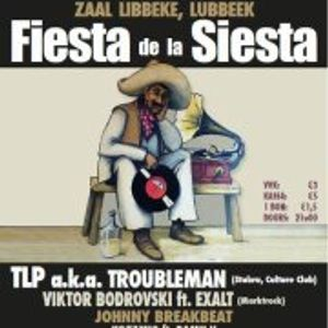 TLP aka Troubleman @ Fiesta de la Siesta 2012