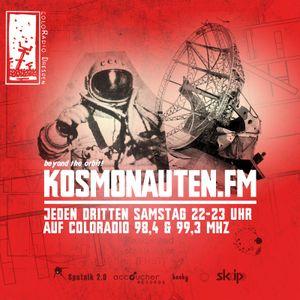 Kosmonauten FM - 001 - 19.02.2011 Radiosendung