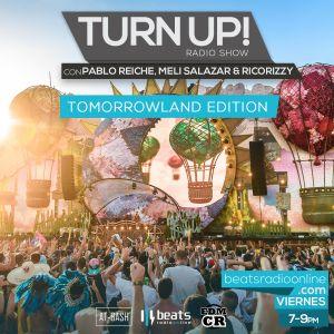 EDMCR - Turn Up! 026 (TML Edition Pt. 1) - 7-Jul-2017
