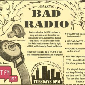 Bad Radio June 14th 2011