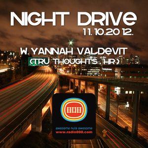Night Drive 11_10_2012 (guest: Yannah Valdevit)