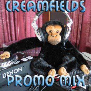 Creamfields 2011 Promo Mix
