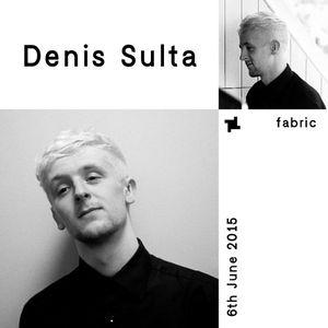 Denis Sulta - fabric Promo Mix