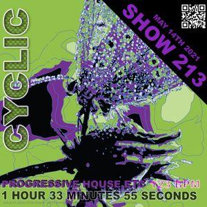 DJ Cyclic Show 113 Progressive part 1 of 3