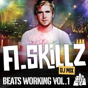 A.SKILLZ BEATS WORKING VOL 1 - 2011