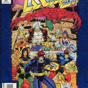 90s Comics Retrial Episode 34: X-Men 2099 #1