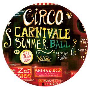 Rambunctious Radio - Circo Carnivale Summer ball special