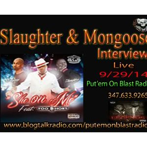 Live Interview with Slaughter and Mongoose