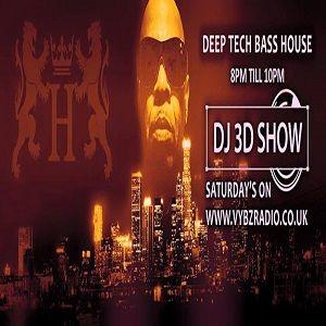 Deep House DJ 3D Mixtape | Spring Edition #1 Saturday 13-MAR-2016