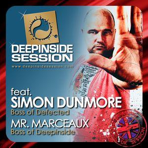 DEEPINSIDE 'UK' SESSION feat SIMON DUNMORE @ LC CLUB (Part.1)