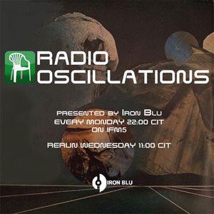 Radio Oscillations #128 (Ghost/Velvett Fogg Pt.1)