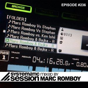 Systematic Session #236 (Mixed by Marc Romboy)
