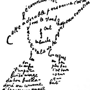 100 years of French poetry