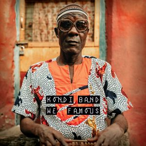#109 Kondi Band - David Walters - Onipa - Jaguar - Alpha Blondy - Seun Kuti - Meridian Brothers