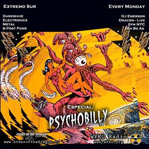 Extremo Sur - Especial Psychobilly 8 Febrero 2016