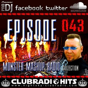 "MONSTER MASHUP RADIO MIX EPISODE #43 ""SUMMER & SUNSHINE"" by RICHY PEACH JULY 001 2016"