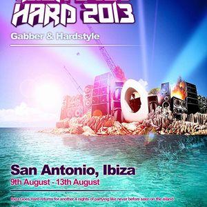 Ibiza Goes Hard 2013 - Al Twisted - Friday Night