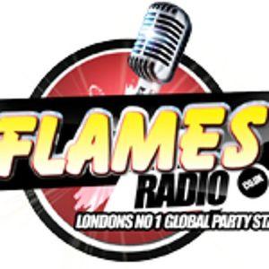 Dj Cham Flames Radio Podcast 005 @DjChamUk @RealFlamesRadio